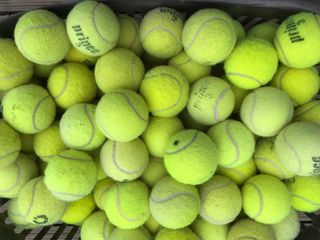 Second Hand Tennis Balls