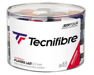 Tecnifibre ATP Players Last Black Overgrip