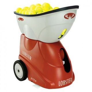 Lobster Tennis Ball Machine Elite Grand Five Limited Edition