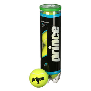 Prince Championship Tennis Ball 4 can