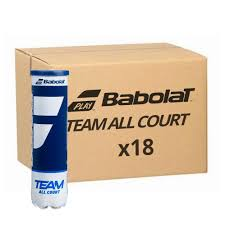 Babolat Team AC Tennis Ball Carton