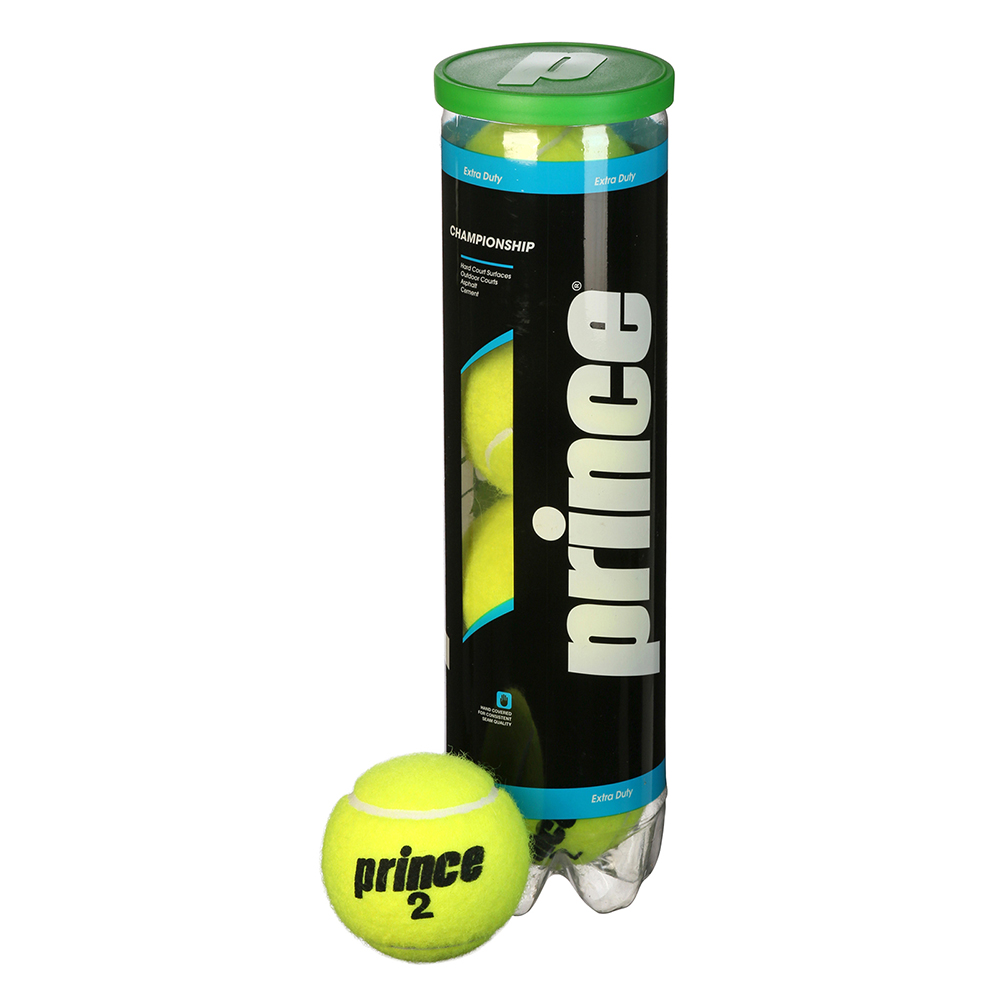 Prince Championship SPECIAL - 3 Tubes of 4 Ball Cans