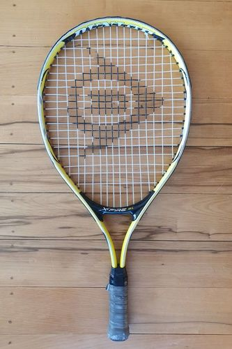 Second Hand Dunlop 21 Junior Tennis Racquet