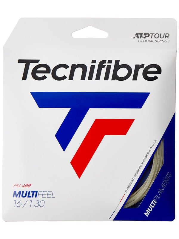Tecnifibre Multi Feel String - 16 Gauge