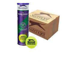 Slazenger Grasscourt Hi Vis - Carton of 18 Cans